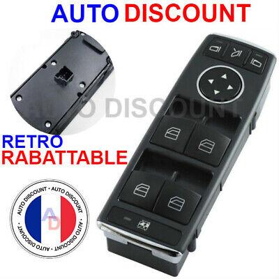 Platine Commande Interrupteur Bouton Leve Vitre Mercedes Classe C ML A2049055402