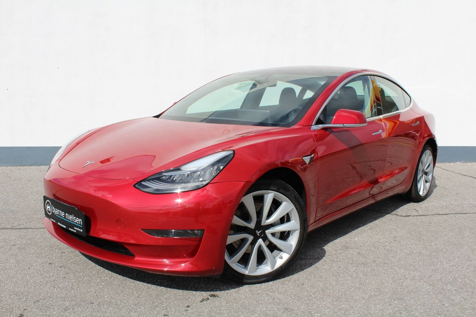 Tesla Model 3  Long Range RWD