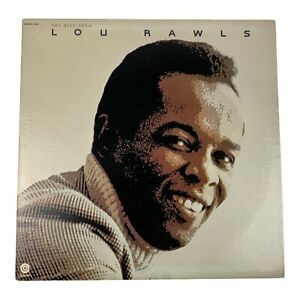 The Best From Lou Rawls 2x LP Double Vinyl Hits Compilation 1976 Capitol