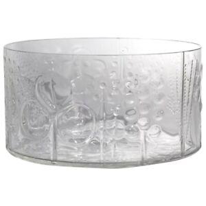 Iittala Flora By Oiva Toikka Medium Sized Glass Bowl 140 Mm Finland Ebay