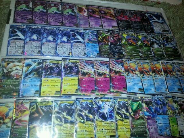 ccg Pokemon TCG  Lv ex or X Holo Cards