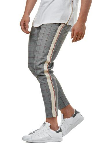 Herren Efj2002 Slim Grau Bein Pants 7 W29 Eightyfive Karo w36 Fit 8 Stoffhose Oqdwvv4