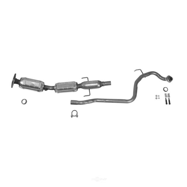 Catalytic Converter fits 2007-2011 Toyota Yaris  AP EXHAUST W/O FEDERAL CONVERTE