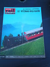 Vie du rail 1971 1291 GEVREY VITZNAU RIGI BAHN STAFFEL KULM