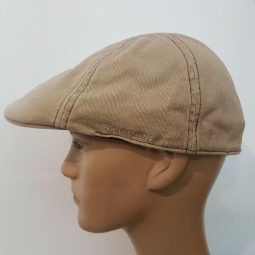 Cap Hut  beige Stetson Sale Glensfalls  Flex Angebot Mütze  Kappe UV-Schutz 40