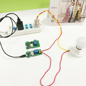 DIY-WiFi-Wireless-Smart-Switch-Relay-Module-Inching-Self-Locking-Home-Automation
