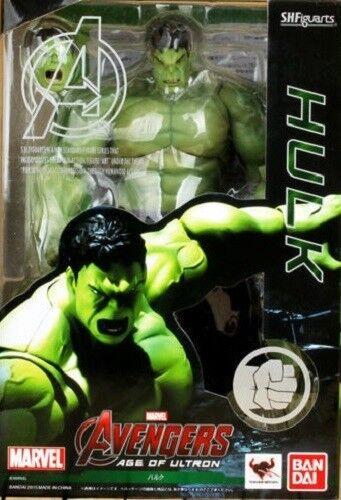 S.H.Figuarts Marvel Legends Hulk Avengers Age of Ultron AOU Bandai SHF NEW F/S