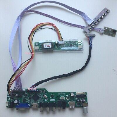 LCD Controller Driver Board for LP173WD1 TL A3 TV+HDMI+VGA+CVBS+USB T.VST56