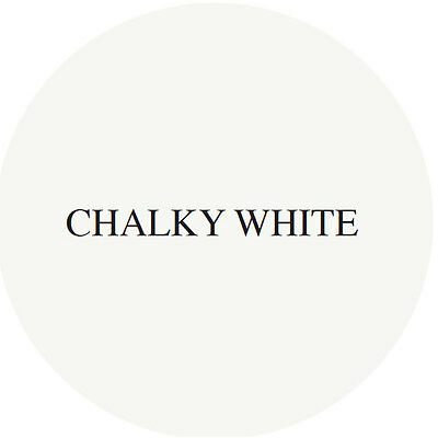 SHABBY CHIC FURNITURE PAINT - CHALKY MATT FINISH WATER-BASED PAINT 1 LITRE