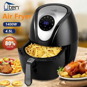 Friteuse-electrique-a-air-chaud-Sans-Huile-4-5L-1400W-LCD-Multifonction-Cuisine