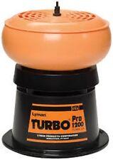 Lyman turbo tumbler 1200 PRO vibropulitore 220 V