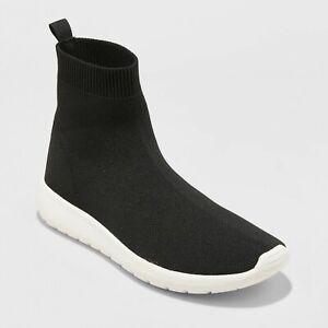 Randi High Sock Sneakers - Black