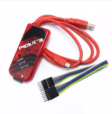 Pickit3 Programmer Pic Mplab Compatible Micro In Circuit Debugger Emulator