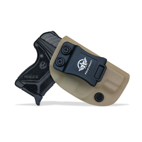 Kydex IWB Gun Holster RUGER LCP II LCP 2 Gun Case Concealed Carry Pouch