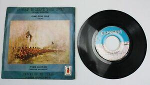 Rare-Thai-7-034-45-EP-George-Harrison-This-Guitar-Paul-Simon-Linda-Ronstadt-Julie
