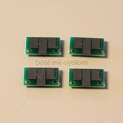Minolta Bizhub C250 C252 Drum Imaging Reset chips Set