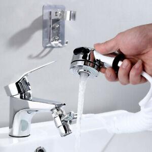 Bathroom Sink Faucet Sprayer Sink Hose Attachment Shower ...