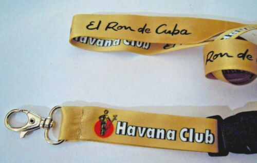 Laccetto Porta Badge o Cellullare HAVANA CLUB Laccio Porta Chiavi