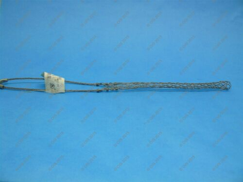 """Cooper BDS82 Bus Drop Cable Support Grip Strain Relief 0.82-1.0/"""" Single Eye New"""