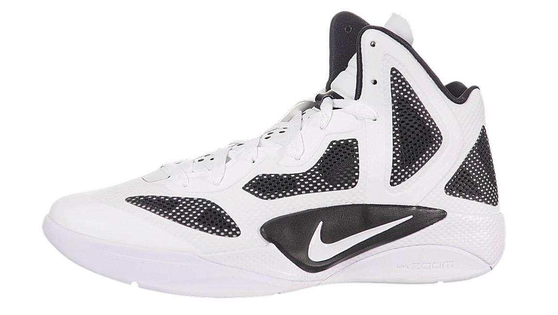 Nike blanco Zoom Hyperfuse 2018 TB blanco Nike / negro para hombres 12,5 6fab81