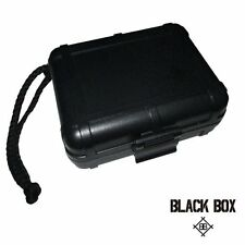 Stokyo Black Box Cartridge Needle case Shure Ortofon Stanton DJ Cartridge Case