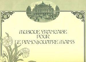 MUSIQUE-FRANCAISE-POUR-LE-PIANO-A-QUATRE-MAINS-C-IVALDI-amp-NOEL-LEE-3-LP-L8617