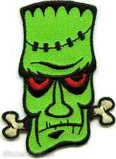 Frank The Crank Embroidered Patch Art Chico Von Spoon VSP57 Frankenstein