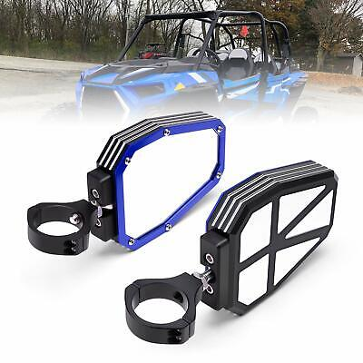 "UTV Offroad Side Mirrors Rear View 1.75/"" Bar For Polaris RZR 1000 XP Arctic Cat"