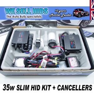 H7-XENON-HID-CONVERSION-KIT-SLIM-CANBUS-BALLAST-6000K-8000K-AUDI-VW-Ford