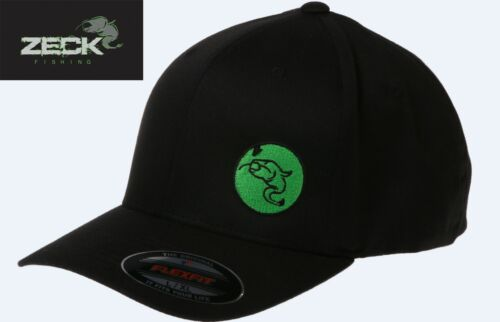 Zeck Flexfit Cap Angelmütze Angelhut Cap zum Wallerangeln Angelbekleidung