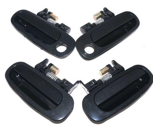 Exterior Outside Door Handle for Toyota Corolla 1998-2002 set of 4