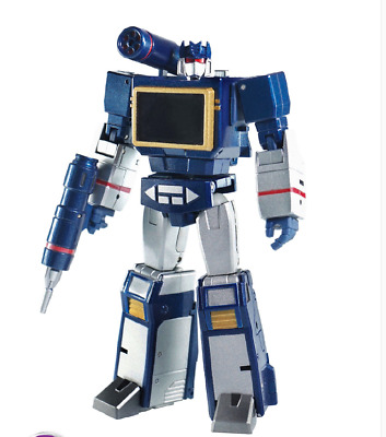 IN HAND MS-TOYS MS-B27B MSB27B Soundblaster mini Robot Action Figure