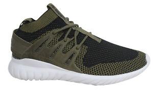 Up Nova Mens ginnastica Sock Adidas Pk Lace Tubular S80111 da D115 scarpe verde nero oliva 5RSIpqw