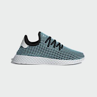 Adidas Originals Men's Black Webbing Deerupt Runner Parley Shoes CQ2623    eBay