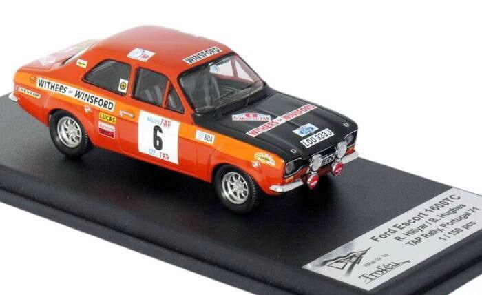 TROFEU RRAL02 RRAL02 RRAL02 RRAL04 RRAL06 RRAL34 FORD ESCORT Mk.I & II model rally cars 1 43rd 2c1f32