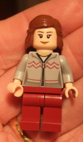 *LEGO HARRY POTTER MINIFIGURE Diagon Alley 10217 HERMIONE GRANGER HP121 rare!