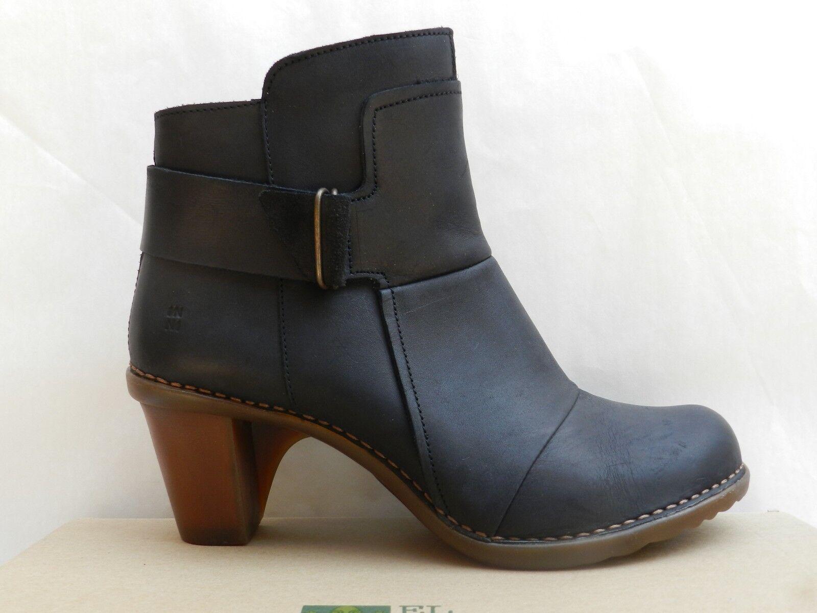 El Naturalista Duna N566 shoes Femme 42 Bottines Bottes 566 Compensé Neuf