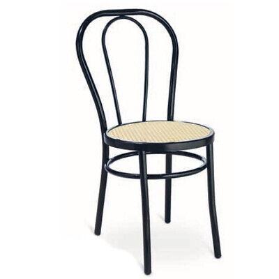 Sedia sedie vienna bistrot thonet seduta finta paglia casa ristorante cucina | eBay