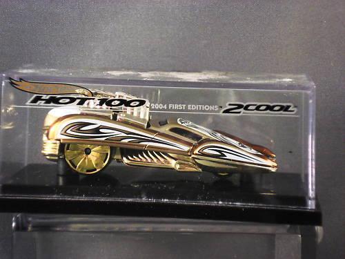 2004 Hot Wheels Toy Fair Hot 100 2 Cool