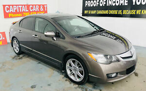 2010 Acura CSX 2010 ACURA CSX TECHNOLOGY AUTOMATIC LEATHER 2.0L