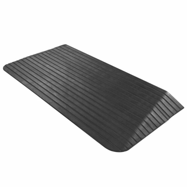 Silver Spring Solid Rubber Threshold Ramp 2 1 2 Rise For Sale Online