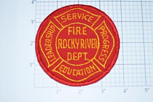 Ohio Fire Department /& Paramedic Vintage Uniform Patches Collectible Memorabilia