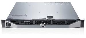 Dell-PowerEdge-R320-Rack-Server-Xeon-E5-2407-32GB-H310-2-x-500GB-Dell-Warranty