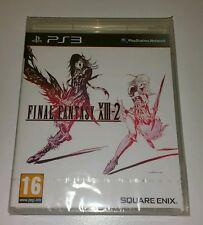 Final Fantasy XIII - 2 13 Sony PlayStation 3 PS3 PAL UK NUEVO PRECINTADO MUY RARO