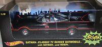 Hot Wheels 1:18 Scale 1966 Batmobile NEW boxed corgi