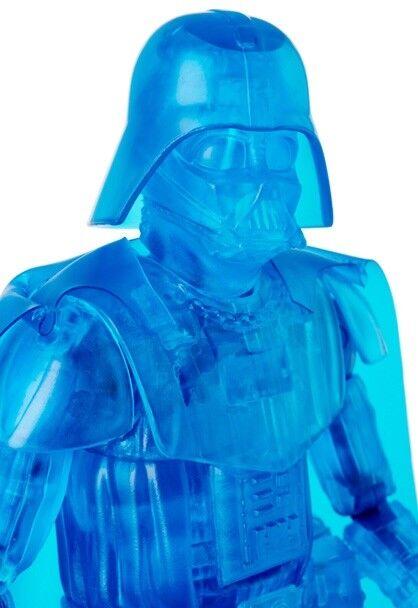 """New STAR WARS 2015 SDCC Exclusive Hologram Darth Vader - 20"""" Figure"""