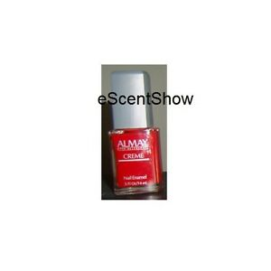 ALMAY NAIL ENAMEL LACQUER VARNISH POLISH .5 OZ / 14 ML FULL SIZE ...