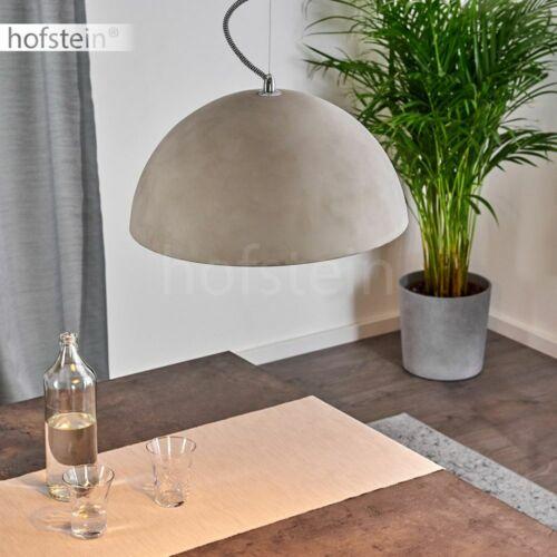 Beton//Gold Ess Wohn Schlaf Zimmer Beleuchtung Retro Hänge Pendel Lampen Leuchten