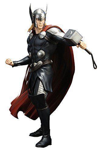 Kotobukiya avengers marvel jetzt thor statue maßstab 1  10, artfx +