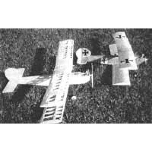 Plan de bâtiment we-GE modèle plan de bâtiment sport biplan Modélisme